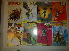 DC Comics JSA All Stars #1 to 8 Complete Mini Series