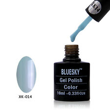 Bluesky XK14 Sky Blue - UV LED Gel Soak off Nail Polish 10ml