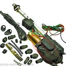 AUDI 80 CABRIO AUTOMATISCHE ELEKTRISCHE AUTOANTENNE METAL ANTENNE ORIGINAL BOSOM