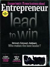 Entrepreneur Magazine March 2015 Lead To Win VGEX 051616jhe