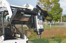 Bobcat Skid Steer Lowe A220 Round Auger Drive Post Hole Digger Unit - Ship $199