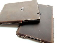 Genuine Leather Pocket Case for BlackBerry Passport SE (exclusive hand made)