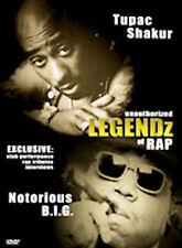 Legendz of Rap Unauthorized DVD (NEW)