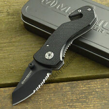 Boker Magnum 440 Stainless Compact Rescue Linerlock Knife 01MB456