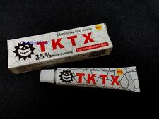 TKTX 35% Anesthetic More Numbing 25minutes Fast numb Tattoo Cream Semi Permanent