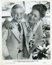 FAYE DUNAWAY  RICKY SCHRODER THE  CHAMP 1979 VINTAGE PHOTO ORIGINAL #1