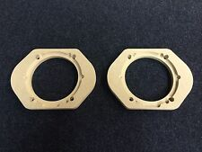 MDF Speaker rings for ford 6x8 specific fit for Dynaudio Esotar 650