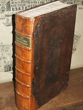 1731 THE GARDENERS DICTIONARY by MILLER KITCHEN FRUIT VINEYARD PHYSICK MEDICINAL