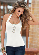 Fashion Sexy Womens Summer Vest Top Sleeveless Blouse Casual Tank Tops T-Shirt