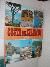 COSTA DEL CILENTO Loretta Santini Plurigraf 1974 libro salerno storia viaggi di