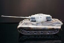 Built 1/35 German Panzer VI KING TIGER Ausf.B  WW 2 Tank Model built