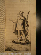 1742 Occult Egypt Egyptian Idol gods Astrology Magic Divination Mummy / PLATES