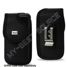 (A0) Belt Clip Holster Cover Apple iPhone 6 Plus FOR Griffin Survivor Case On