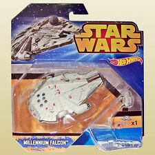 HOT Wheels Star Wars Millennium Falcon-cgw56-Nuovo-acquista 2 ottenere 1 GRATIS