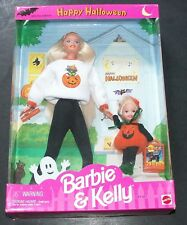 Barbie Kelly Happy Halloween Pumpkin Costume Mattel 17238 NRFB