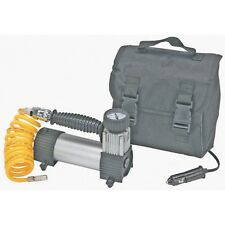NEW!! 12 VOLT 100 PSI COMPACT PORTABLE AIR COMPRESSOR COMPACT CAR INFLATE TIRES