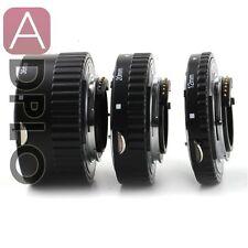 Meike Auto Focus AF Confirm Macro Lens Extension Tubes for Nikon AF AF-S DX FX