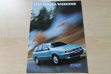88882) Fiat Marea Weekend Prospekt 05/1999