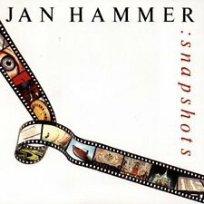 Jan Hammer Snapshots (1989) [CD]
