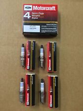 Set of 4: Genuine Ford Motorcraft Platinum Spark Plugs SP-479 AGSF22WM Free Ship