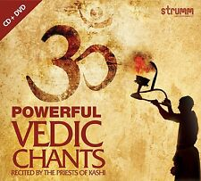 Powerful Vedic Chants By Priests Of Kashi - Original CD + DVD Edition
