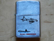 Vintage lighters very rare zippo 1950 work antique, old,military plane,submarine