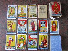 Superb RARE VGC Playing Cards THOMSON LENG 1935 TAROT Cards VGC