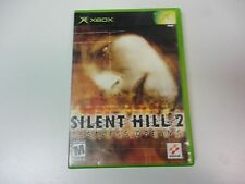 SILENT HILL 2: RESTLESS DREAMS ORIGINAL XBOX ---COMPLETE