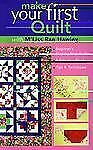 Make Your First Quilt with M'Liss Rae Ha: Beginner's Step-by-Step Guide  9 Fabul