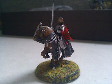 WARHAMMER-LORD OF THE RINGS-ARAGORN-KING OF GONDOR MOUNTED-LOTR-GW