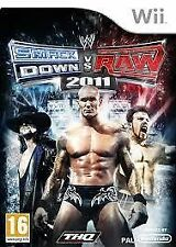 Wwe Smackdown vs Raw 2011 (Wii), Buen Estado Nintendo Wii, Nintendo Wii Video