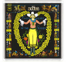 THE BYRDS SWEETHEART OF THE RODEO 1968 LP COVER FRIDGE MAGNET IMAN NEVERA