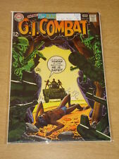 GI COMBAT #133 FN (6.0) DC COMICS JANUARY 1969 **