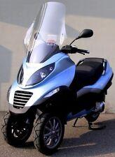 Windschutzscheibe Piaggio MP3 125-250-300-400 bis Bj 2013 Windschild Fabbri Hoch