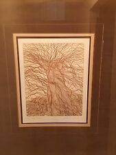 Azoulay ~ Alba Tristis ~ Etching ~ Signed ~ Limited Edition