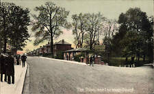Ilford. The Drive & The Wash by M. Taylor, High Road, Ilford.