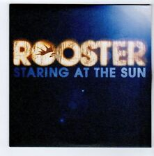 (FA677) Rooster, Staring At The Sun - 2004 DJ CD
