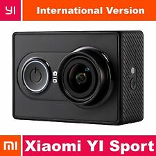 Xiaomi YI Sport Black WiFi Action Camera International Version