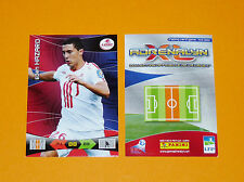 EDEN HAZARD LILLE LOSC ROOKIE FOOTBALL FOOT ADRENALYN CARD PANINI 2010-2011