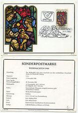 34240 - Weihnachten 1980 - österreichische Maximumkarte - Christkindl 28.11.1980