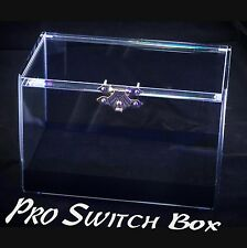 Pro Switch Box by Rob Stiff - Make Items Appear and Change Seemingly at Will