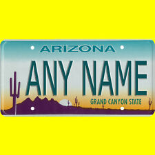 Custom Personalized License Plate Bicycle All Brands -  Any State