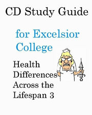 NURX-213 Health Differences Across Lifespan 3 Guide 4 Excelsior College Nursing