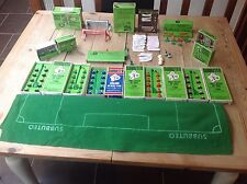 Vintage Subbuteo Football Set 1970s With Heavyweight Teams 154,41,74,ENGLAND