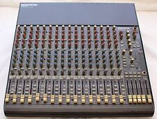Mackie CR-1604 CR 1604 CR1604 16 Channel Mic / Line Mixer - Live Audio