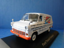 FORD TRANSIT TOLE ORANGINA 1970 NOREV 270532 1/43 BOISSON GAZEUSE ORANGE CAMION
