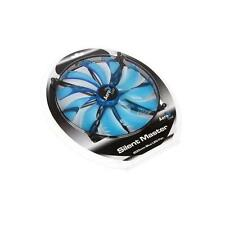 EN55642 Aerocool Master Silent Case Fan LED azul - 200mm