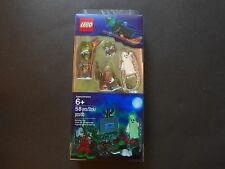 NEW LEGO Haunted halloween accessory set ghost witch zombie grave 850487