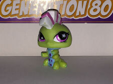 Littlest PetShop CHENILLE PUNK AVEC COLLIER PUNKIEST a032 CATERPILLAR Pet Shop