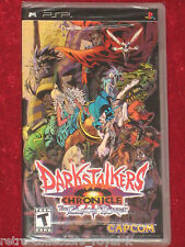 *New & Sealed* PSP DARKSTALKERS CHRONICLE: THE CHAOS TOWER PlayStation Portable